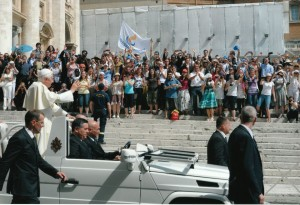 JL Avec Benoit XVI